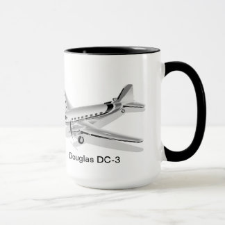 Douglas DC-3 Caneca
