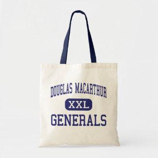 Douglas MacArthur - generais - alto - Decatur Bolsa De Lona