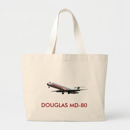 DOUGLAS MD-80 BOLSA PARA COMPRA