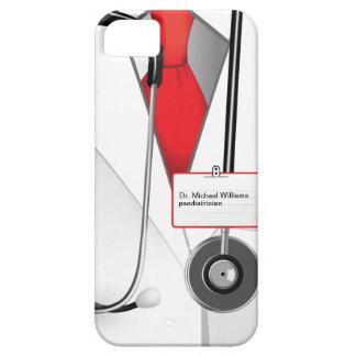 Doutor das medicinas capa para iPhone 5