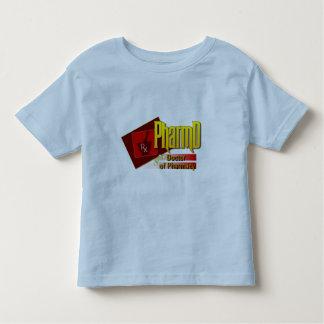 Doutor de PharmD do LOGOTIPO da farmácia T-shirts