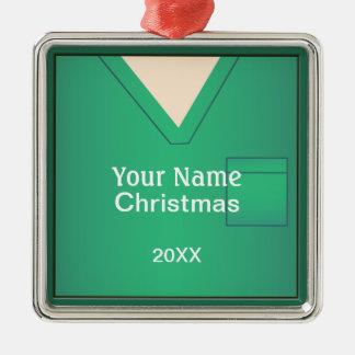 Doutor Esfrega Natal Superior Ornamento 3 da