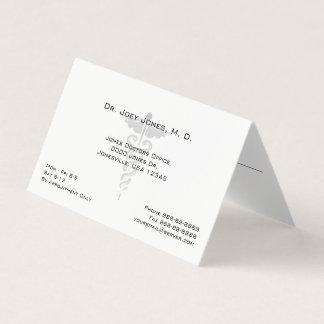 Doutor Médico Símbolo Folded Negócio do médico