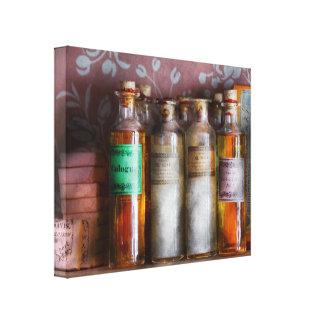Doutor - perfume - sabão e água de Colônia Impressão Em Tela Canvas
