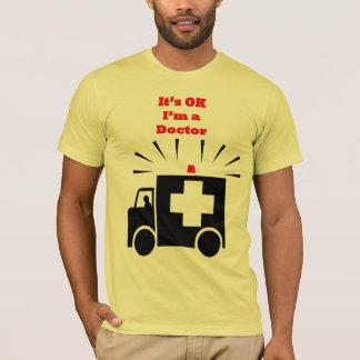 Doutor T Camisa