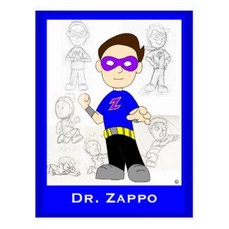 Dr. Zappo: Cartão