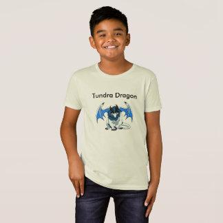 Dragão da tundra camiseta