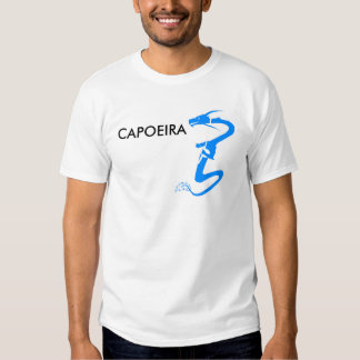 Dragão de Capoeira Tshirts