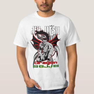 Dragão de Jiu-Jitsu - 1 Camiseta