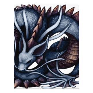 Dragão de Venix Panfleto