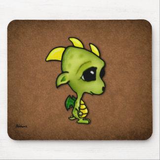 Dragão do bebê mousepads
