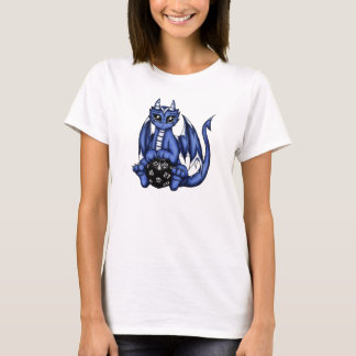 Dragão do jogo camiseta