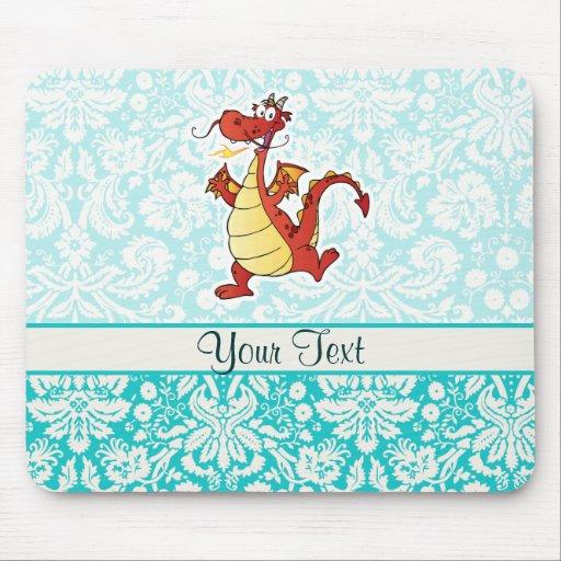 Dragão dos desenhos animados; Bonito Mousepads