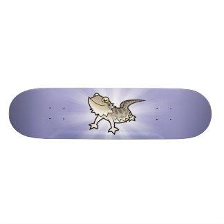 Dragão farpado dos desenhos animados/dragão de Ran Skate