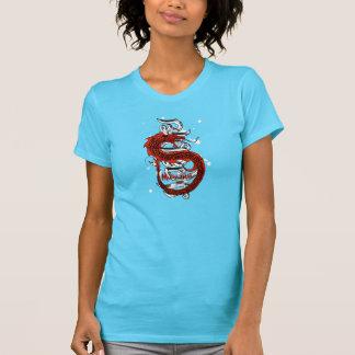 Dragão Muay-Tailandês Camiseta