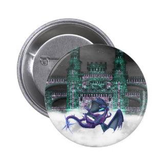 Dragão que guarda o botão do castelo botons