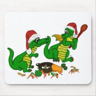Dragões do Natal - hoje eu quero o cozinheiro Mouse Pad