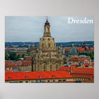 Dresden, Alemanha Impressão