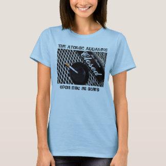 DSC_0564, OS ADDAMNS ATÔMICOS, abertos… - Camiseta