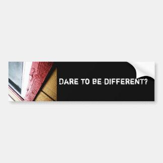 DSCN1732, desafio a ser diferente? Adesivo Para Carro