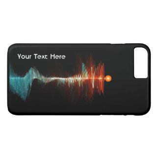 Dualidade da Partícula-Onda Capa iPhone 8 Plus/7 Plus