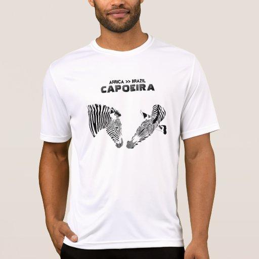 Duas zebras camiseta