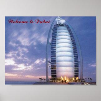 Dubai, United Arab Emirates Pôster