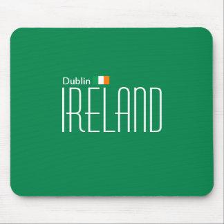 Dublin, Ireland Mousepad
