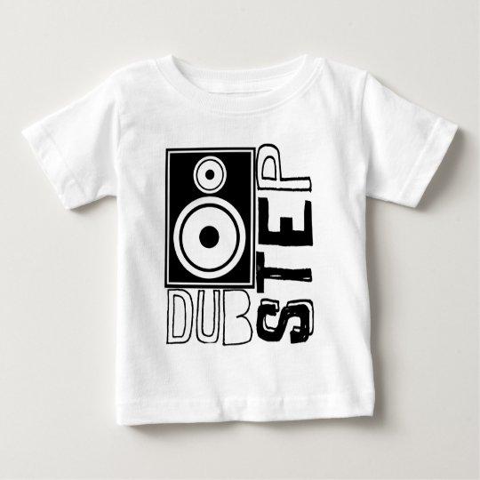 Dubstep Loudspeaker c Camiseta Para Bebê