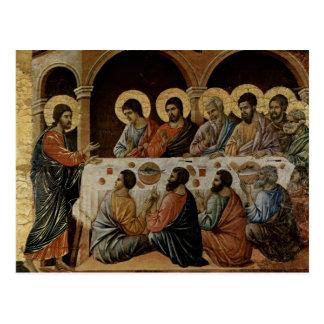 Duccio di Buoninsegna Arte Cartão Postal