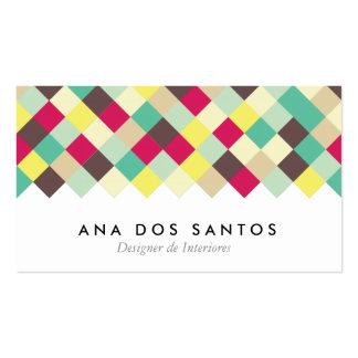 Duik in Kleur Visitekaartjes Cartão De Visita