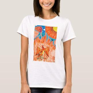 Dum Spiro Sparo (Pheonix) Camiseta