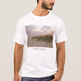 Dunas de areia litorais de Carolina, Carolina Camiseta