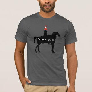 Duque de Glasgow do T do cone do tráfego da Camiseta