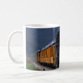 Durango e Silverton, caneca do trem do vapor