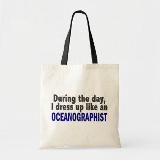 Durante o dia eu visto-me acima como um Oceanograp Bolsa Para Compra