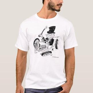 Duro superior camiseta