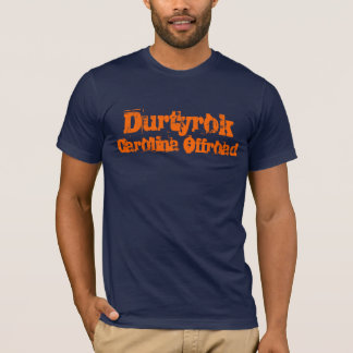 Durtyrok coube a camisa