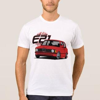 E21 as primeira 3 séries tshirt