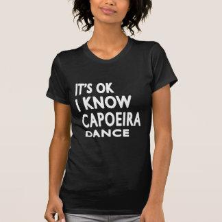 É aprovado mim sabe a dança de Capoeira Tshirt