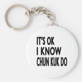 É aprovado mim sabe que Chun Kuk faz Chaveiros