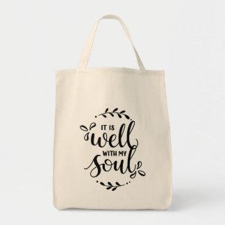 É bem com minha alma - o bolsa
