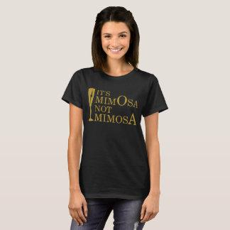 É camisa do mimosa do mimosa não