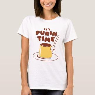 É camisa do tempo de Purin (Brown)