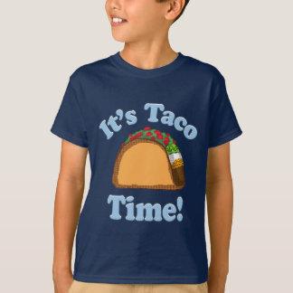É camisa do tempo do Taco