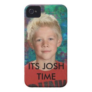 É capa de telefone do tempo de Josh