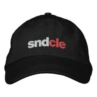 E chapéu de Cle, preto Boné Bordado