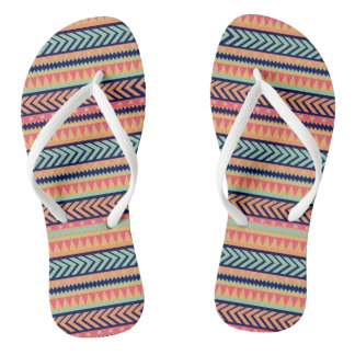 É chinelos de um Thang do tribo