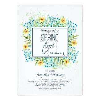 É convite da primavera