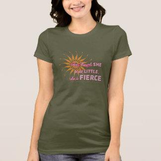 É feroz - explosão camiseta